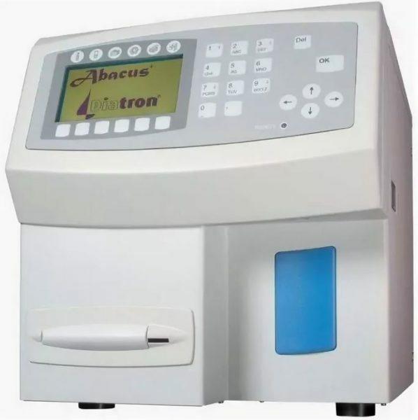 Анализатор крови MS4