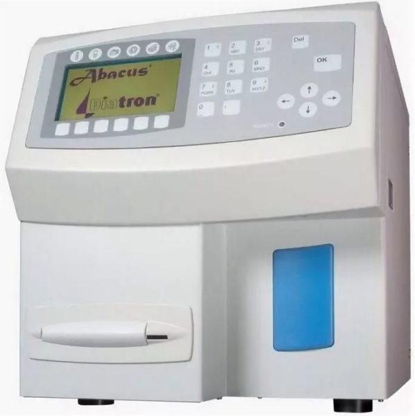 Автоматический гематологический анализатор ABACUS (18 параметров)