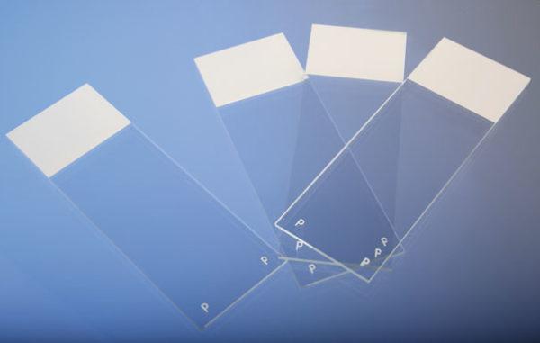 Предметные стекла Menzel с покрытием