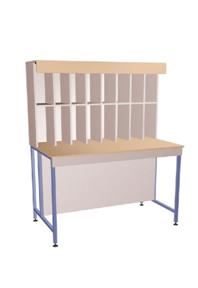Стол для приема и регистрации анализов 097.55.15